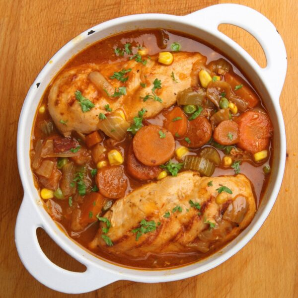Spicy Curry Fish